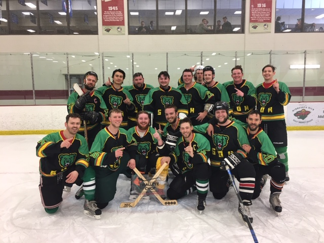 Bearsox- Catfish Division- Men's C