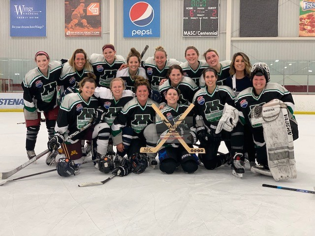 Chix with Stix- Bowfin Division- Women's A