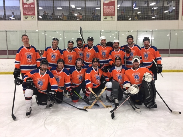 Greasy Mitts- Muskie Division- Men's A