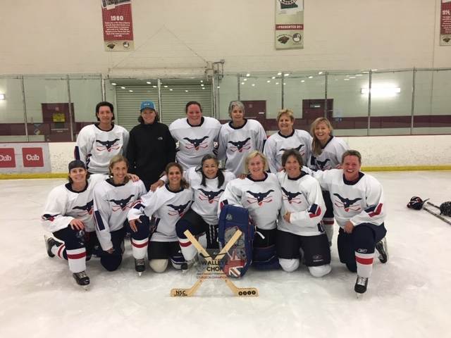 Texas Stampede- Sturgeon Division- Women's C