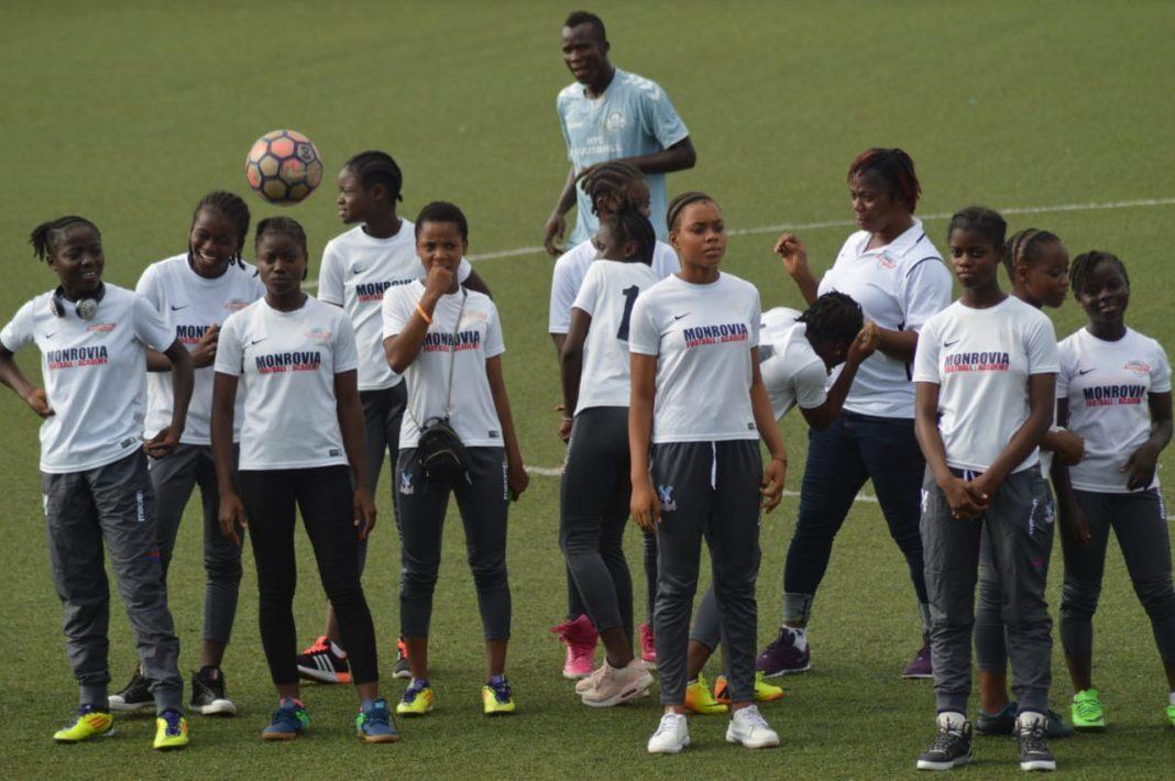 Monrovia FC photo