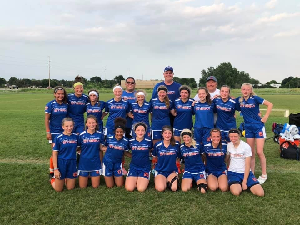 West Michigan Storm U14-7