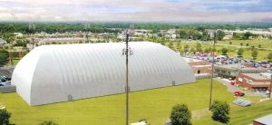 Stadium dome rendering