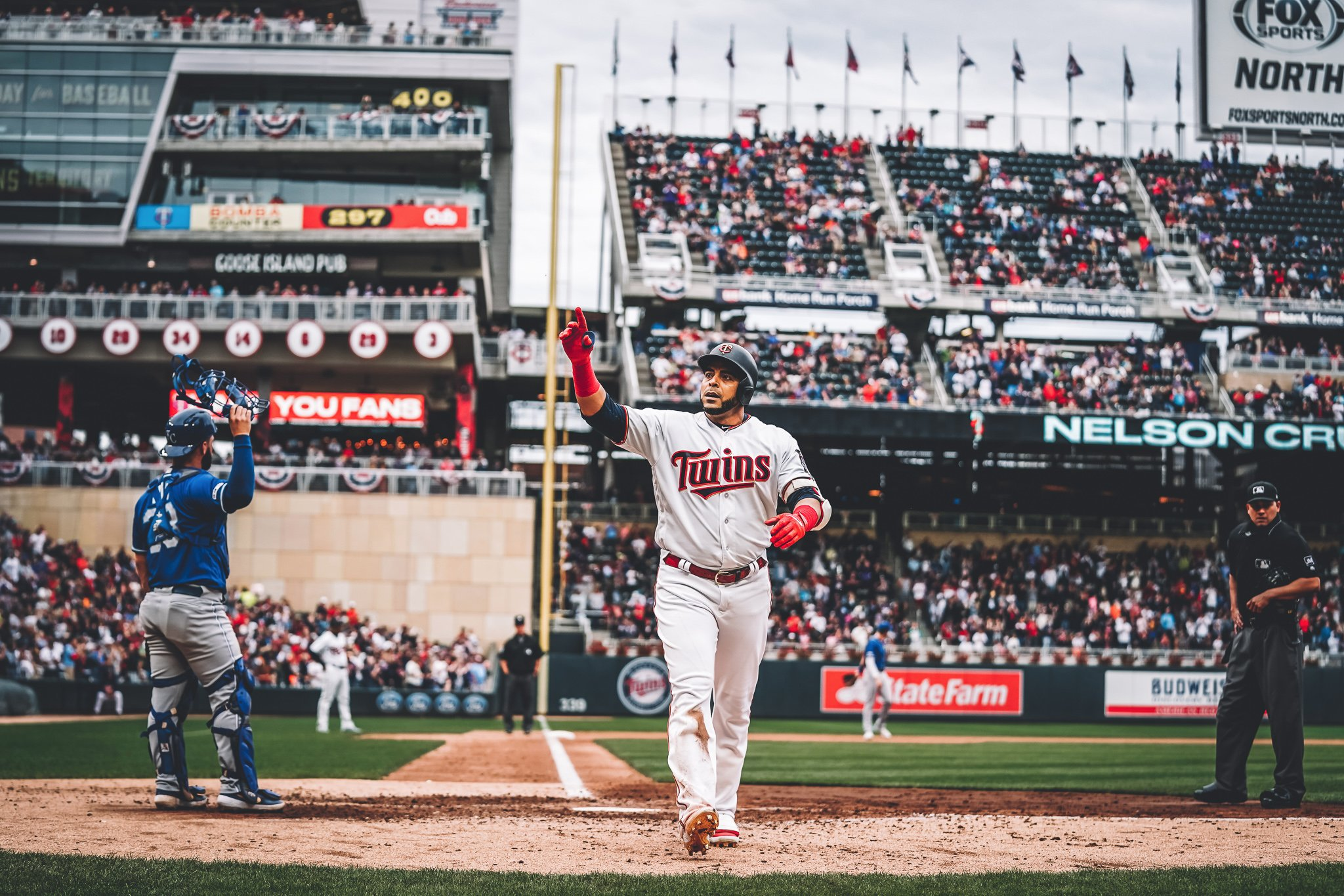 Cruz Minnesota Twins photo 2 via Twitter
