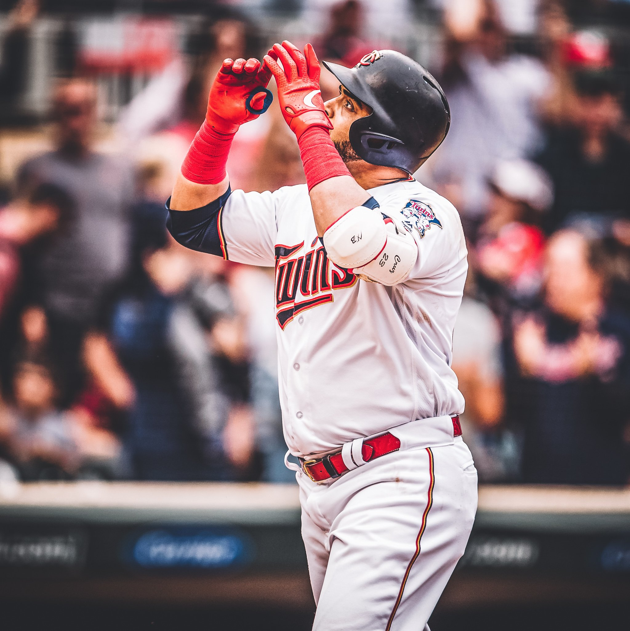 Cruz Minnesota Twins photo via Twitter