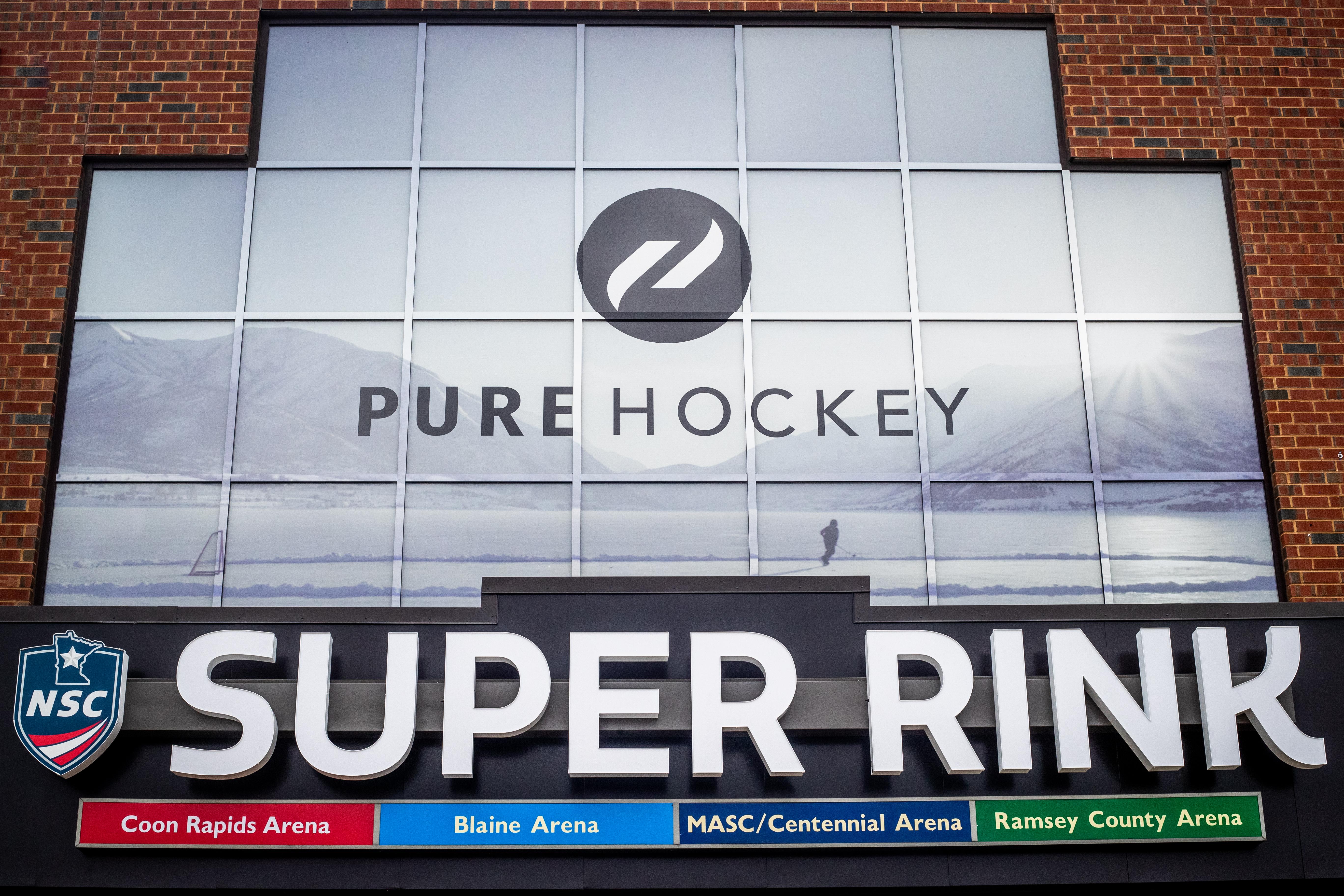 Front of Super Rink-1