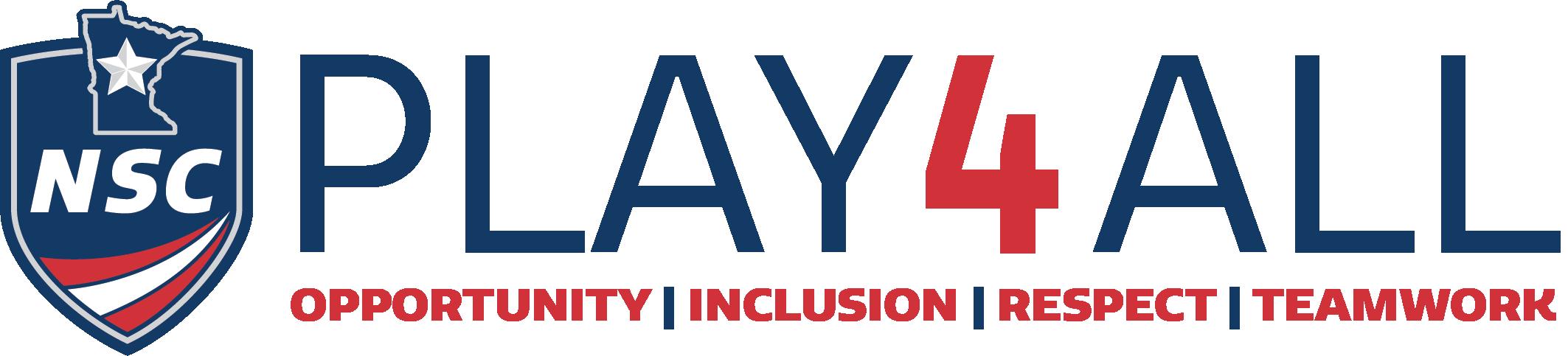 Play 4 All Logo