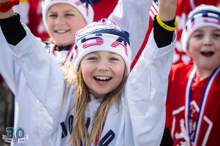 "The city of St. Paul celebrated the 40th anniversary of the 1980 Men's Olympic Hockey Team's Miracle on Ice at CHS Field. The event was dubbed ""The Greatest Day Celebration."""