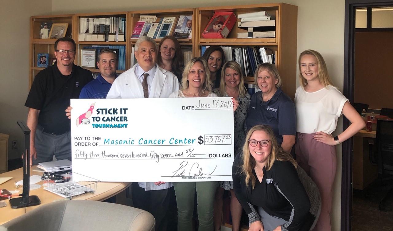 masonic cancer center visit