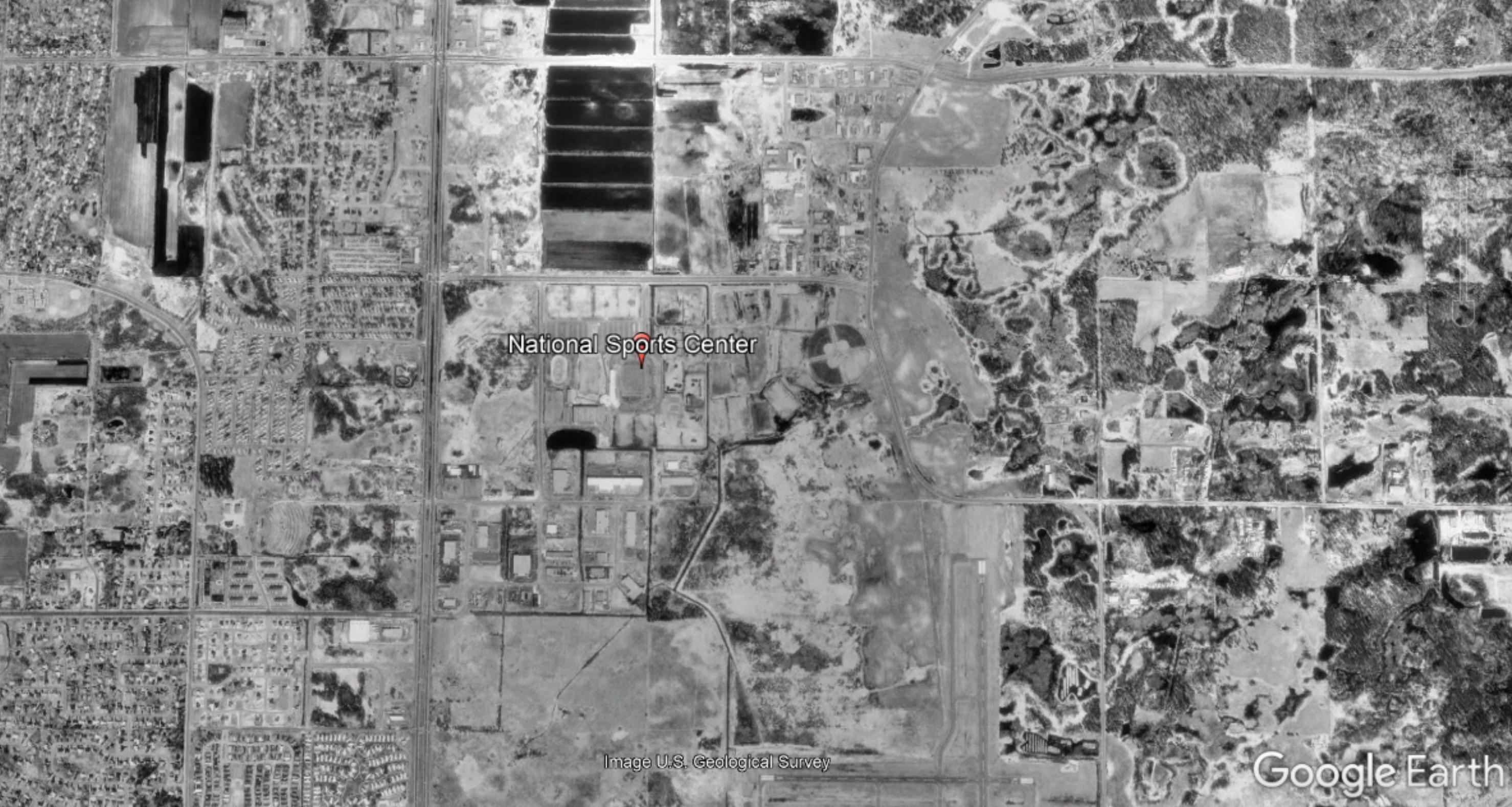 Google Earth 1991