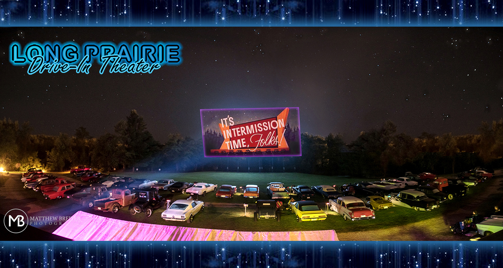 long prarie drive in theatre website image