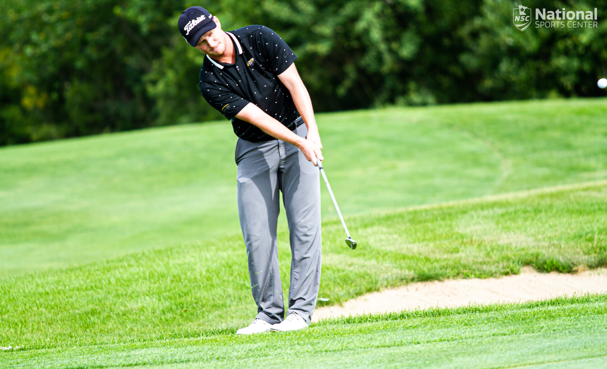 Jake Kneen from White Lake, Michigan shot 8-under-par 63 at Victory Links to qualify for the 2020 3M Open.