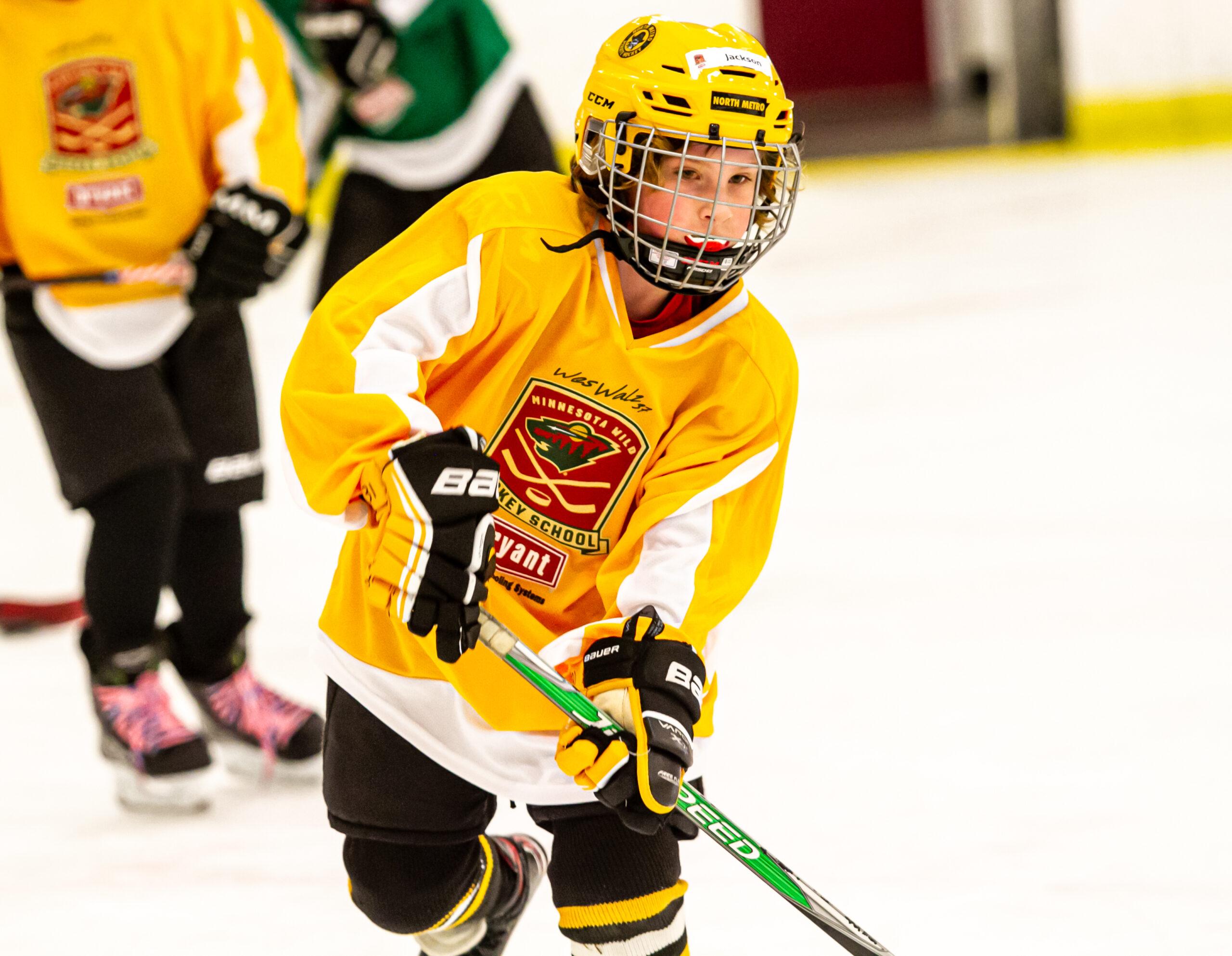 Wes Walz Hockey School 2020