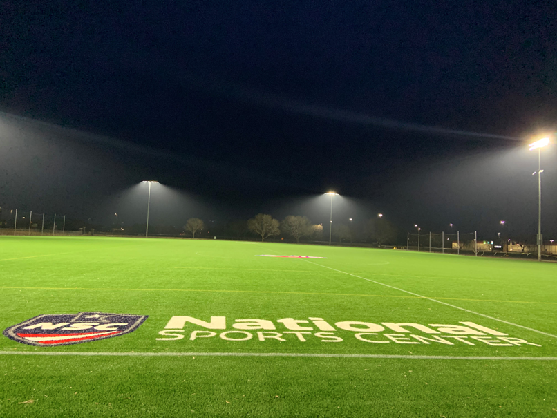 The NSC, in addition to other local sports complexes, turned on its stadium lights to honor Minnesota's student athletes who had their season postponed or canceled because of COVID-19. Participating complexes shared photos of their lights on social media with the hashtag #BeTheLightMN.